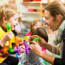 The draft Community Child Care Fund program guidelines